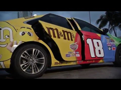 Uber-NASCAR Integration on Miami HEAT / FOX Sports Sun 2/20/16