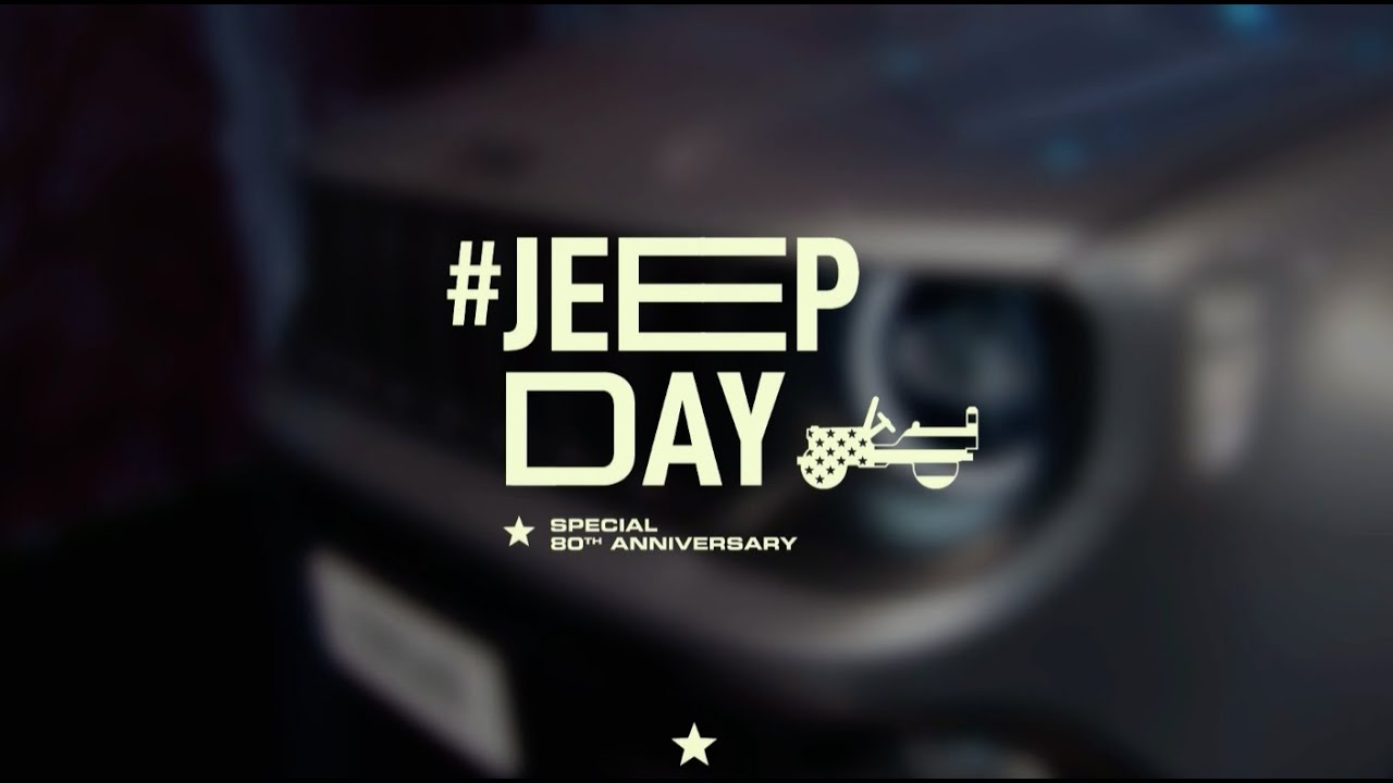Jeep Day 2021
