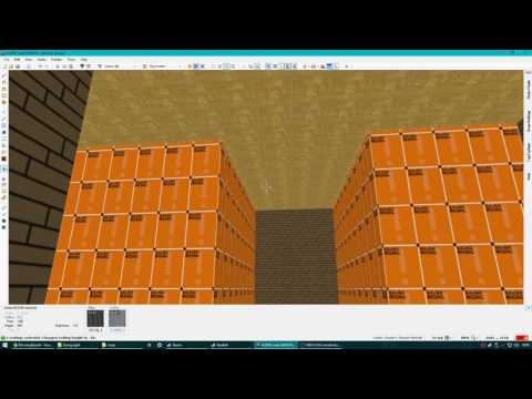 Mr. Smiley Head's Safari mapping - Doom mapping (GZDoom Builder)