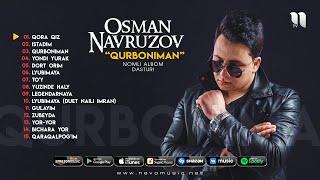 Osman Navruzov - Qurboniman Nomli Albom Dasturi 2020