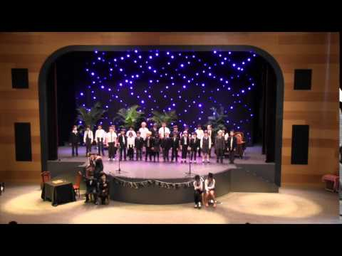 Bugsy Malone at The British International School Shanghai, Pudong Campus