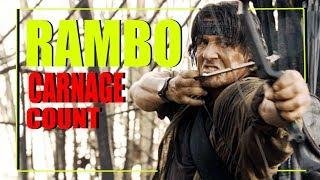 Rambo AKA Rambo IV (2008) Carnage Count