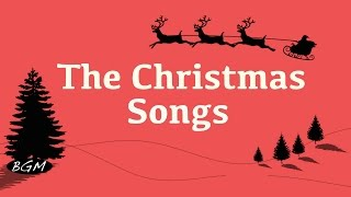 Christmas Songs Jazz & Bossa Nova Cover - Piano & Guitar Instrumental Music