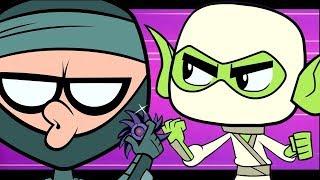 Teen Titans Go! po polsku | Ninja nad ninjami | DC Kids