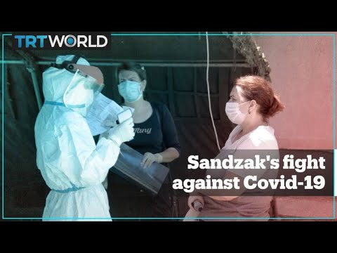 Serbia's Sandzak region struggles to cope as new Covid-19 wave strikes