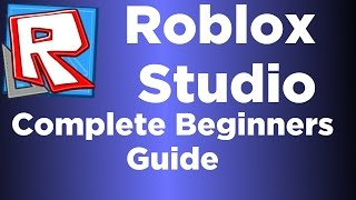 (VOICE) Roblox Studio Beginners Tutorial - Models and Controls /Ep.2