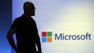 Microsoft's Comeback Story