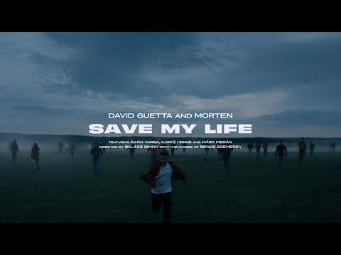 Смотреть клип David Guetta & Morten Ft. Lovespeake - Save My Life