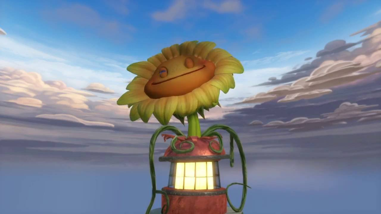 Plants Vs Zombies Garden Warfare Mega Flower Gardens And Graveyards