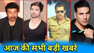 Akshay Kumar Kanchana Movie,  Sunny Deol Blank Movie,  Salman Khan Dabangg3, Himesh Reshmiya movie,