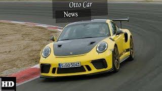 HOT NEWS !!! 2019 Porsche 911 GT3 RS Lizard Green Exterior   spec & price