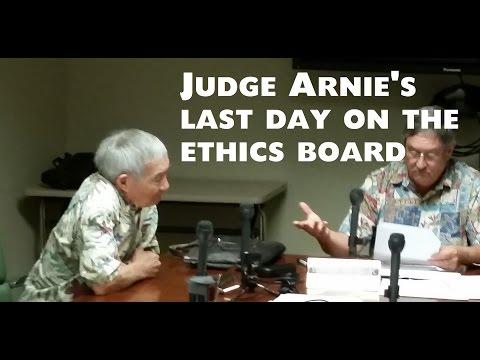 Judge Arnie