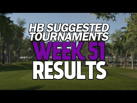 HB Suggested Tournaments - Week 51 Results