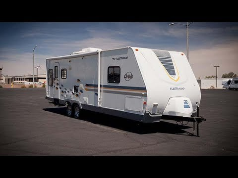 Fleetwood Prowler  Ft Travel Trailer