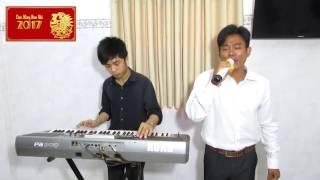 Nắng Có Còn Xuân organ keyboard Sơn Tùn .KORG chúc xuân 2017