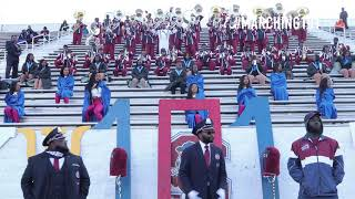 """SCSU Marching 101 """"Hot"""" By Young Thug ft. Gunna 2019 #HBCUHOTCHALLENGE"""
