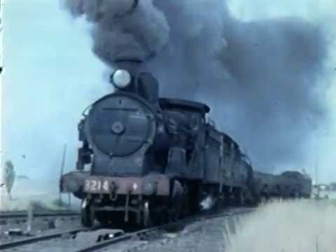 Australian Steam Trains - Steam In New South Wales (Part 4 of 5)