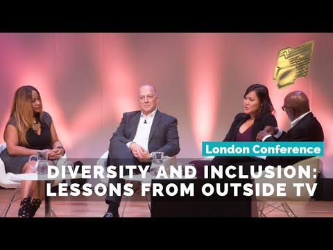 Diversity and Inclusion: Lessons From Outside TV | RTS London