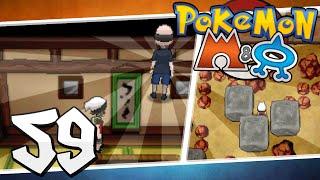 Pokémon Omega Ruby and Alpha Sapphire - Episode 59 | Trick House!