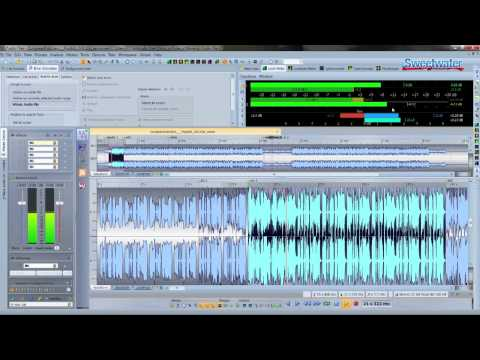 Steinberg WaveLab 8 Editing/Mastering Software Overview - Sweetwater Sound