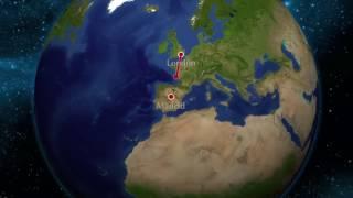 Gabriella's Travels (Book Trailer)