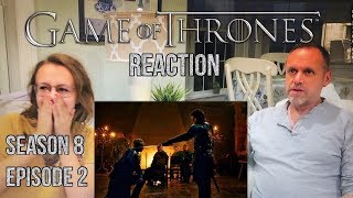 Game of Thrones - 8x2 A Knight of the Seven Kingdoms - Reaction