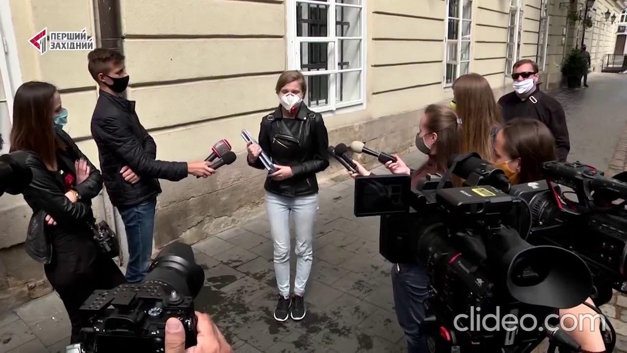 play video 365 Нові книги шрифтом Брайля для львівських бібліотек - ОЧІ Перший Західний 09.07.2020