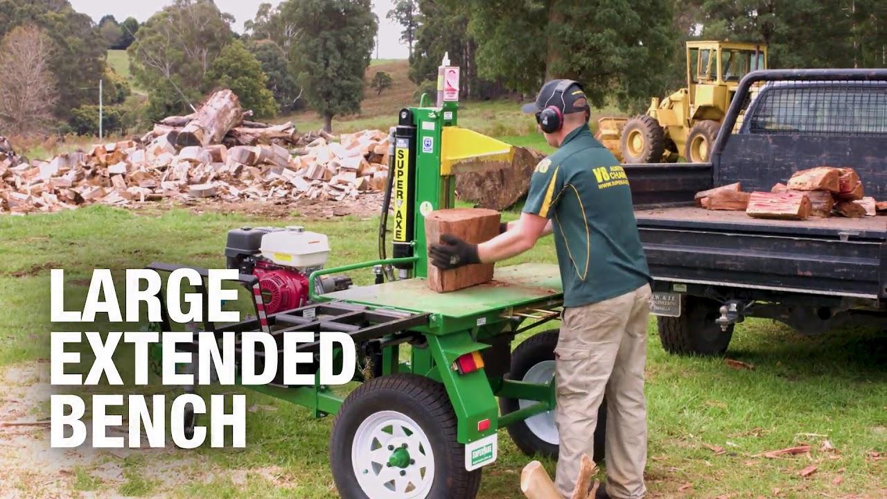 Whitlands Engineering - Firewood Processors & Wood Splitters