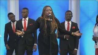 SINACH - LET YOUR PRESENCE  FILL THE NATIONS
