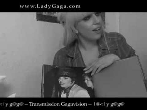 Lady Gaga — Transmission Gaga-vision: Episode 4