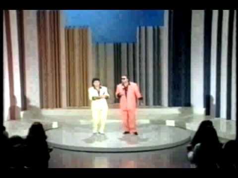 Romano e Romeu no Raul Gil TV