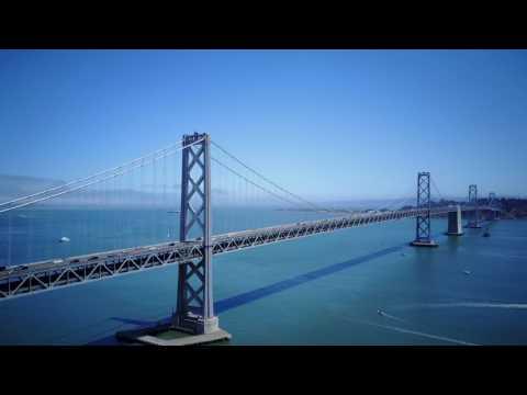 San Francisco 2017 in 4K
