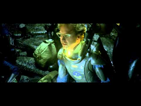 Escena eliminada de Prometheus.