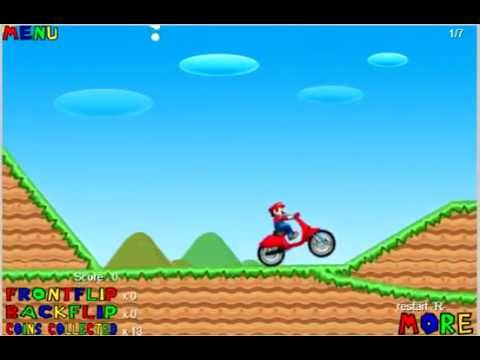 let's-play-mario-3d-on-bike