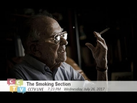 The Smoking Section 07.26.17