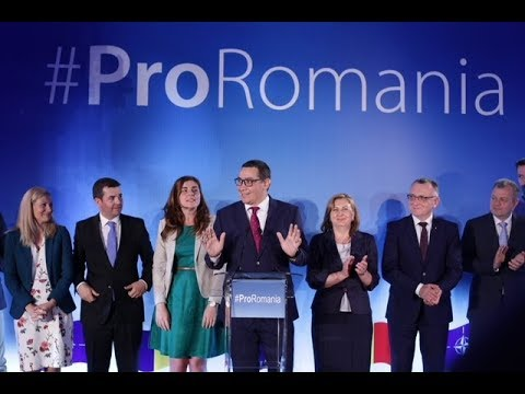 STIRIPESURSE.RO Ponta lanseaza Programul politic al Pro Romania pentru 2018-2024