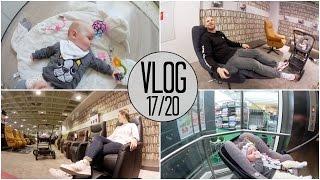 FAMILYVLOG ❘ Ausflug ins Möbelhaus 🛏 🛋  ❘ MsLavender