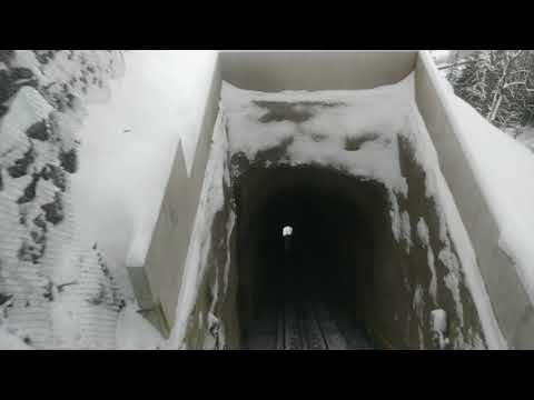 Steepest Funicular in the World! - Stoos, Switzerland