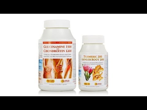 Glucosamine with Chondroitin and Turmeric