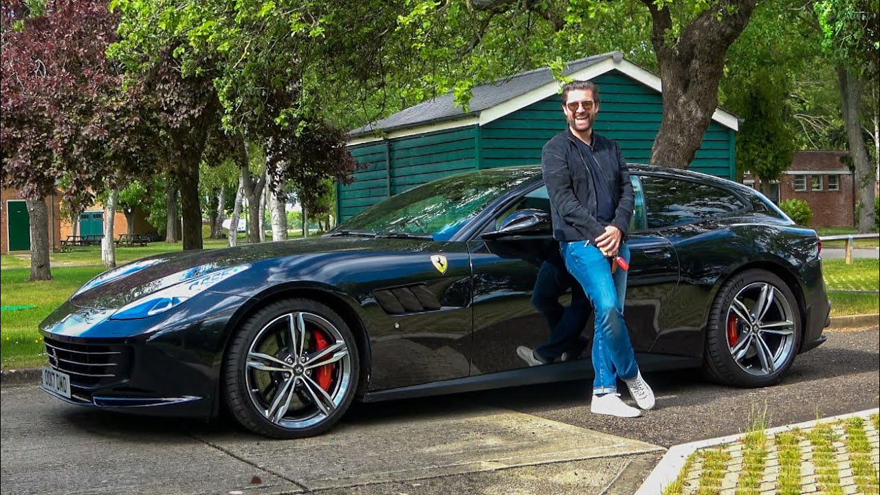 Ferrari Gtc4 Lusso V12 Time To Buy My Next Daily Driver Youtube
