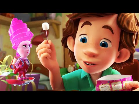 Yummy Marshmallows | The Fixies | Cartoons for Children