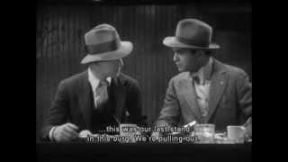 Little Caesar (1931) - Opening scene