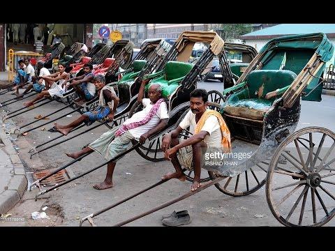 Kolkata (India) Vacation Travel Video Guide - Rickswa in Kolkata
