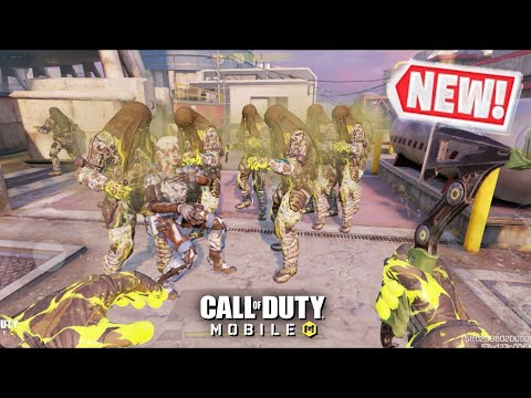 CALL OF DUTY MOBILE SEASON 14 LEAKS!! New Game Modes, Guns, Characters Voices & More!!