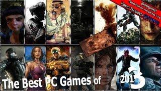 видео Топ 10 лучших игр 2013 года (HD)