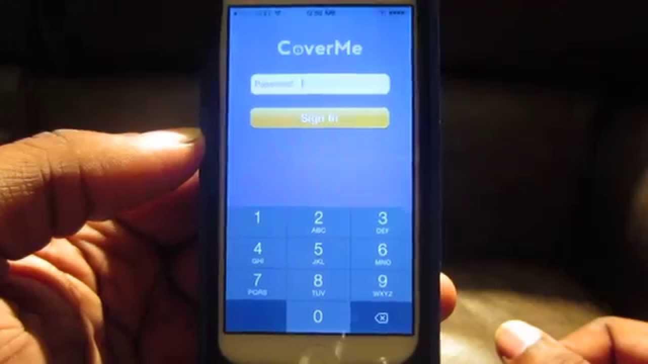 Coverme private video