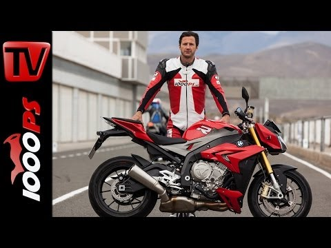 BMW S 1000 R 2014 - Rennstrecken Test