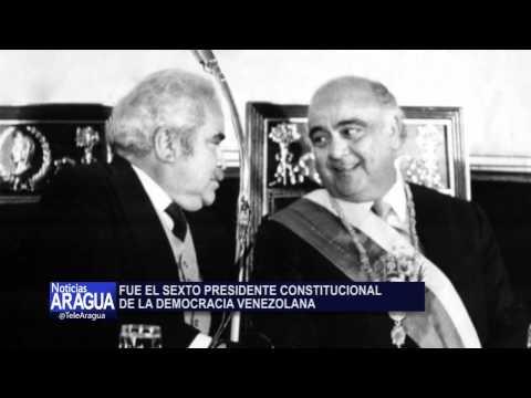 Este miércoles falleció a los 89 años el expresidente Jaime Lusinchi