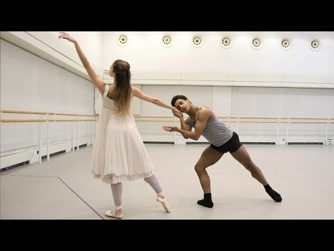 The Nutcracker in rehearsal 2016 (The Royal Ballet)
