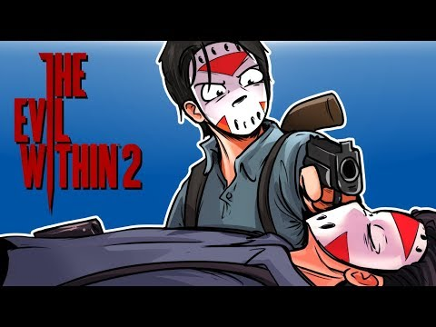 The Evil Within 2 - SCARY HOOCHIE CHASE! (Free Myself!) Episode 10!